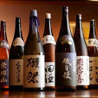 <厳選銘柄酒>14代、新政などのプレミアム日本酒が勢ぞろい!