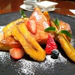 Mabururaunji - ■フレンチトースト
