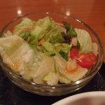 四川亭 - サラダ