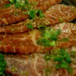 太平 焼肉 - 特上カルビ