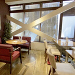 BiOcafe - お店 内観