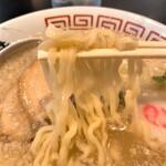 中華そば きび - 麺リフト