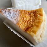 越後湯澤んまや - 米粉のチーズケーキ 2021.03