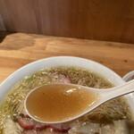 ウミガメ食堂 - スープ