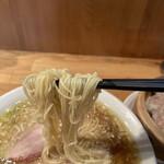 ウミガメ食堂 - 麺