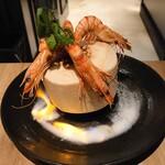 ロータスパレス - 海老のココナッツジュース蒸し(1グループ1個)