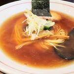 はちどり - 丸鶏ラーメン醤油820円!