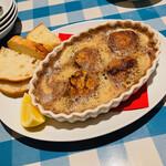 トラットリア マッコ - とり胸肉のレモンバターソース