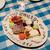 トラットリア マッコ - 料理写真:結婚記念日のデザートプレート