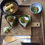 Hashigo Cafe - 料理写真: