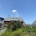 旬菜 野の花亭 - 農地の中にぽつんと一軒家