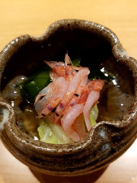 鮨 一喜の料理の写真