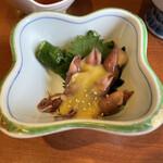 江戸前 びっくり寿司 - ホタルイカ