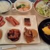 竜ヶ森 - 料理写真:朝食