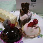 パティスリー菓響 - パティスリー カノンのケーキたち((◆*´凵`w)♪