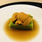149432161 - ウスイエンドウの豆腐