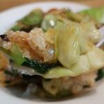 青葉台 麺飯厨房 - 春野菜のうま煮飯 ※季節限定