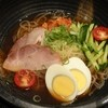 なか家 - 料理写真:究極の冷麺500円