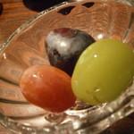 UNBAR - 24年9月 葡萄3種