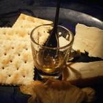 UNBAR - 24年9月 チーズ3種盛合せ