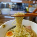 麺屋 一八 - 麺リフト