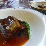 ビュッフェ&カフェレストラン ナイト&デイ - 紅焼扣肉(ホンシャオコーロー) ~中国式・豚の角煮~