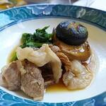 ビュッフェ&カフェレストラン ナイト&デイ - 国産牛のすき焼き