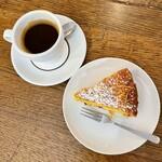 イキ エスプレッソ - グルテンフリー・オレンジケーキ