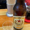 Izumiya - ドリンク写真:ビンビール 大ビール