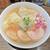 十人十色 - 料理写真:「カマス煮干らーめん」¥900+ワンタン¥200