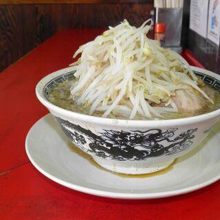 豚男 -BUTAMEN- - 料理写真:中 200g 野菜マシ、ニンニク抜き