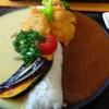 まるみ食堂 - 料理写真:二海カレースペシャル1,500円。カツとホタテフライの共演