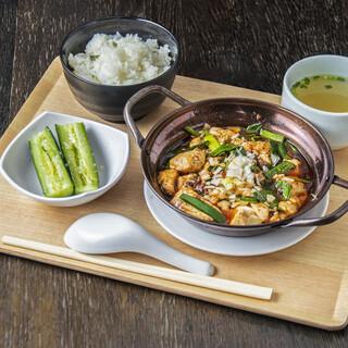 ご飯の為の麻婆豆腐
