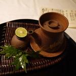14946142 - 松茸土瓶蒸し