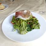 アンティヴィーノ - ランチのサラダ