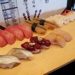 築地玉寿司 - 食べ放題③。