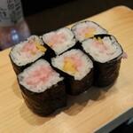 築地玉寿司 - 食べ放題⑥。
