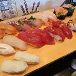 築地玉寿司 - 食べ放題④。