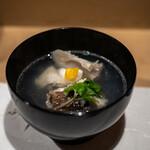 うを徳 - 2021.4 明石の鯛潮汁