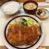 やす平 - 料理写真:ロースカツ特上定食 1,500円