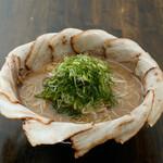 きぼう軒 - 料理写真:自慢の『とんこつらーめん+チャーシュー』