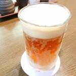 蕎膳 楽 - 生ビール(小)