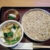 味ごよみ - 料理写真:野菜つけ汁そば