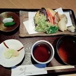 味ごよみ - 野菜天ぷら盛