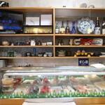 大寿司 - 店内