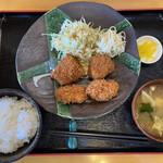 とんかつぶー亭 - 料理写真:ヒレカツ定食です