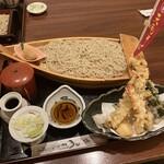 天竜そば 松風庵 - 料理写真: