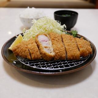 とんかつ川久 - 料理写真: