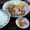 中華レストラン ニュー北味 - 料理写真:焼肉定食(800円)