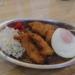 カレーハウス・ジャン - 料理写真:チキンカレー